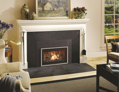 Gas Kirkland Fireplace